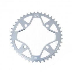 Stay Strong 7075 Alloy 4 bolt Chainring Polished
