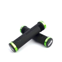 Box One grip black / Color clamp Green