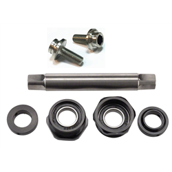 ANSWER  SLIDER KIT 115MM BB (cups,bearing,spindle & Ti bolts)