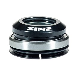 "SINZ Integrated Tapered to 1.5"" black"