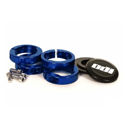 ODI Lock Jaw Clamps (Includes end caps) Blue