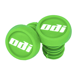 BMX 2-Color Push-In Plug (Packaged, Includes Free ODI Keychain) Green