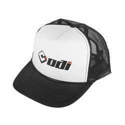 ODI Icon Trucker Mesh Hat Black