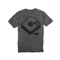 ODI Matrix Tee Black Large