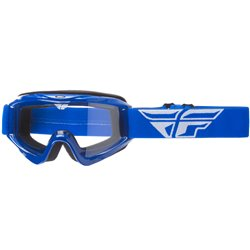 FLY GOGGLE FOCUS BLUE CLEAR LENS