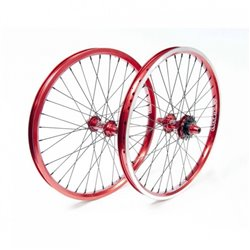 Stay Strong 'Evolution' Race  wheelset Red