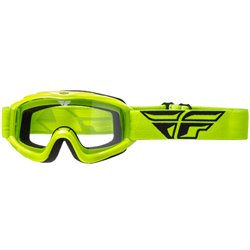 FLY GOGGLE FOCUS HI-VIS CLEAR LENS