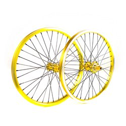 Stay Strong 'Evolution' Race  wheelset Gold