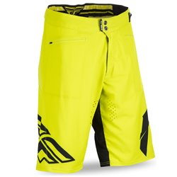FLY RADIUM SHORT LIME/BK