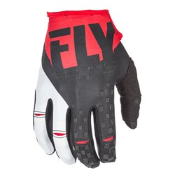 FLY KINETIC GLV RED/BLK