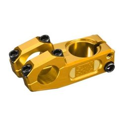 "Stay Strong Expert 1"" Race stem Gold"