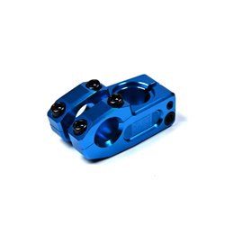 "Stay Strong Pro 1-1/8"" Race stem Blue"