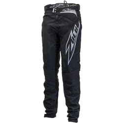 Zulu Black Pant / Grey Print