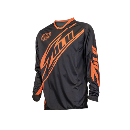 Zulu Race Jersey Orange