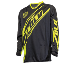 Zulu Race Jersey Flouro Yellow