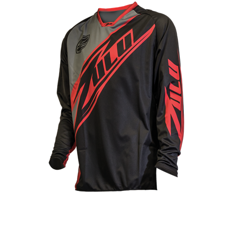 Zulu Race Jersey Red