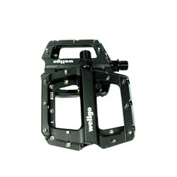 Wellgo B321DU pedal black cnc sealed bearings