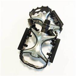 Welgo LU966 Pedal Black/Polished