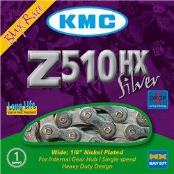 KMC Z510 HX Silver 1/8' 1/8' Silver