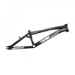 Yess BMX Race frame TYPE X Black