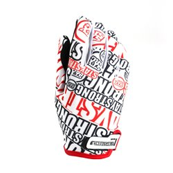 Stay Strong OG Glove White/Red
