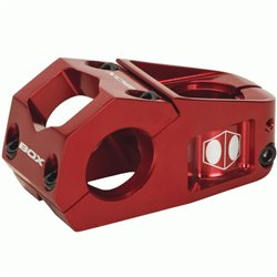 BOX Delta stem 31.8mm Red