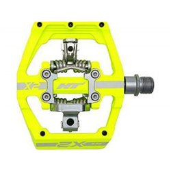 HT X-2 Clip pedal Neon Yellow