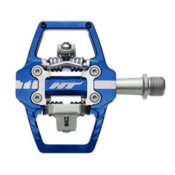 HT T1 Trail clipless pedal Blue