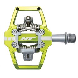HT T1 Trail clipless pedal Green