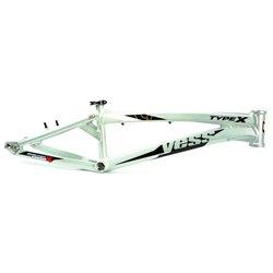 Yess BMX Race frame TYPE X Grey