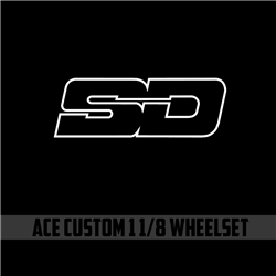 SD Ace Custom 1 1/8 10mm Wheelset