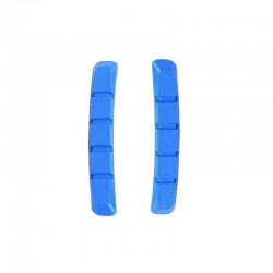 Box Two replacement brake pads 70mm blue