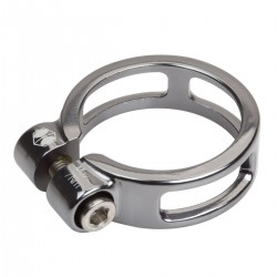Box One fixed seat clamp 34.9  Metal