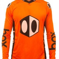 Box Factory Jersey Orange/Black