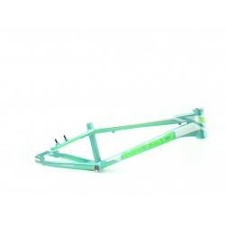 Meybo Holeshot Frame 2018 Turquoise/Green/White