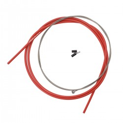 Box Two Linear Brake Cable Red