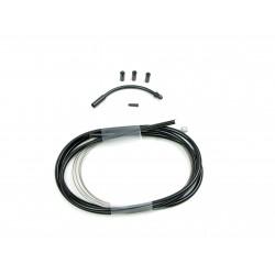 SD slick brake cable kit 1,2m Black