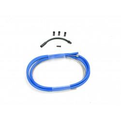 SD slick brake cable kit 1,2m Blue