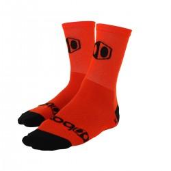 Box Racing Socks Orange