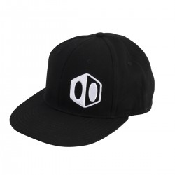 Box Classic Snap fit Hat Black