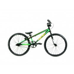 Meybo Holeshot Bike 2016 Matte Black/Neon Yellow/Neon Green