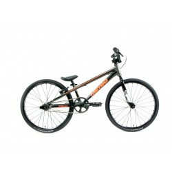 Meybo Holeshot Bike 2016 Grey/Neon Orange/Black