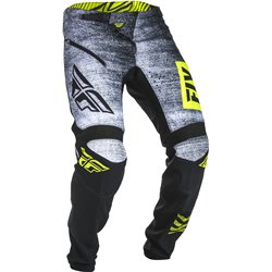 FLY Kinetic Noiz 2019 Bicycle Pant Black/Hi-Vis
