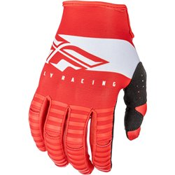 FLY Kinetic Shield 2019 Glove Red/White