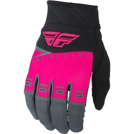 FLY F-16 2019 Glove Pink/Black/Grey