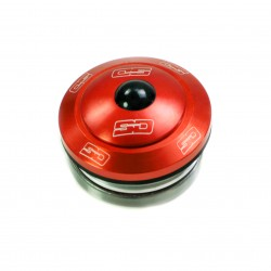 "SD integrated headset sealed 11/8""  Red Red"