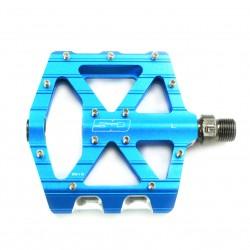 SD CNC Flatpedal V2 Expert Blue