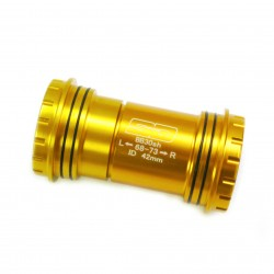 SD Bottom Bracket BB30 conversion to 24mm spindle V2 Gold