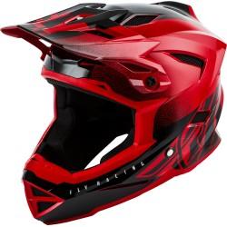 FLY Default Dither 2019 Helmet Red/Black