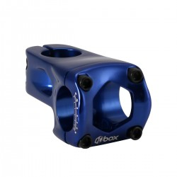 Box One Front Load Stem 31.8mm Blue